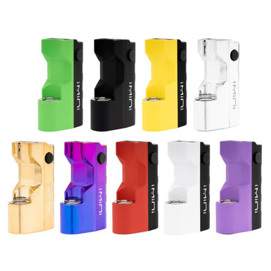 iMini V2 Pro Mod Colors: Green, Black, Yellow, Silver, Gold, Rainbow, Red, White, Purple
