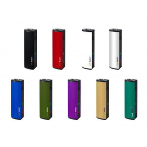 TH-320 Mini Box Colors: Black, Red, White, Stainless Steel, Blue, Green, Purple, Gold, Cyan
