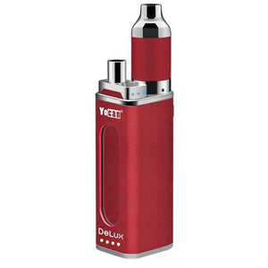 DeLux Vaporizer Kit Color: Red