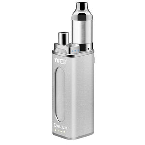 DeLux Vaporizer Kit Color: Silver