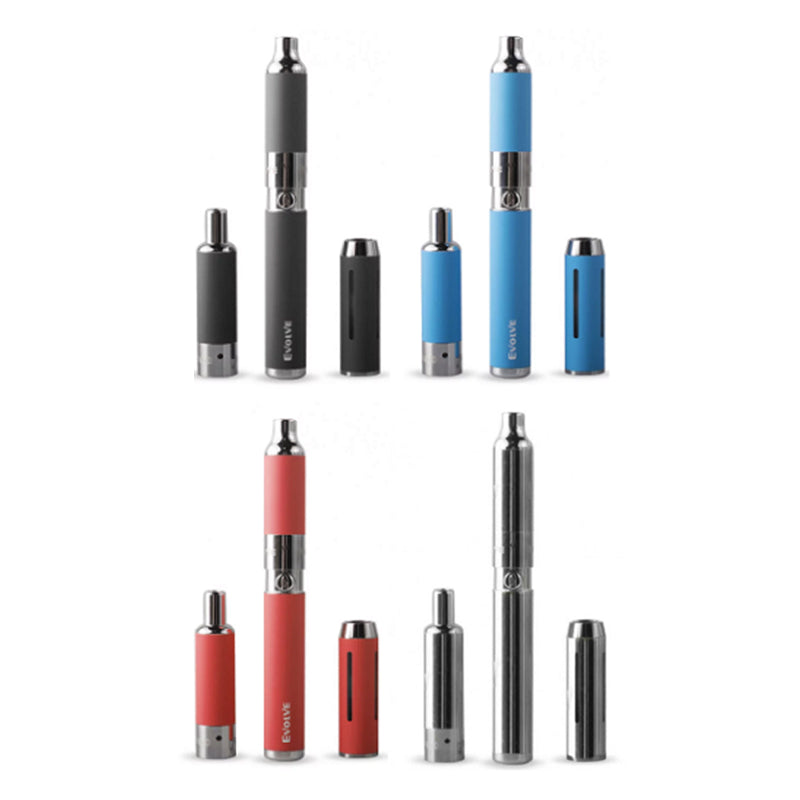 Evolve 3-In-1 Colors: Black, Blue, Red, Stainless Steel