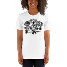 Load image into Gallery viewer, Double Cherry Blossom Unisex Tee