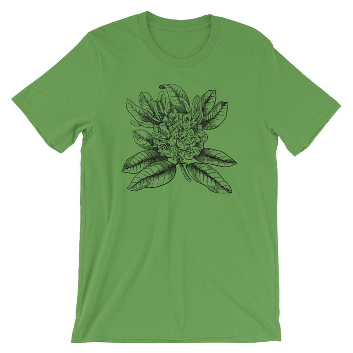Rhododendron Unisex Tee