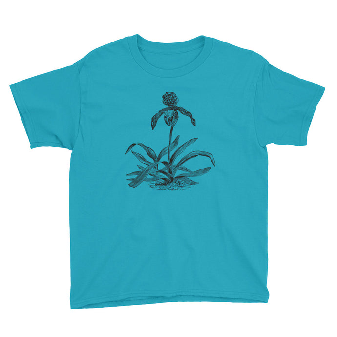 Lady's Slipper Kid's Tee