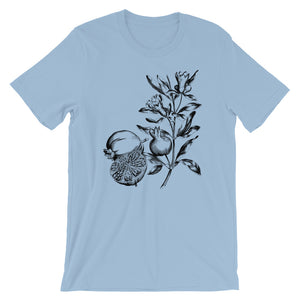 Pomegranate Unisex Tee