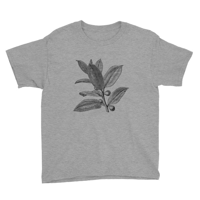 Rubber Tree Kid's Tee