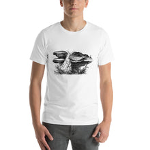 Load image into Gallery viewer, Oysterling & Lumpy Bracket Unisex Tee