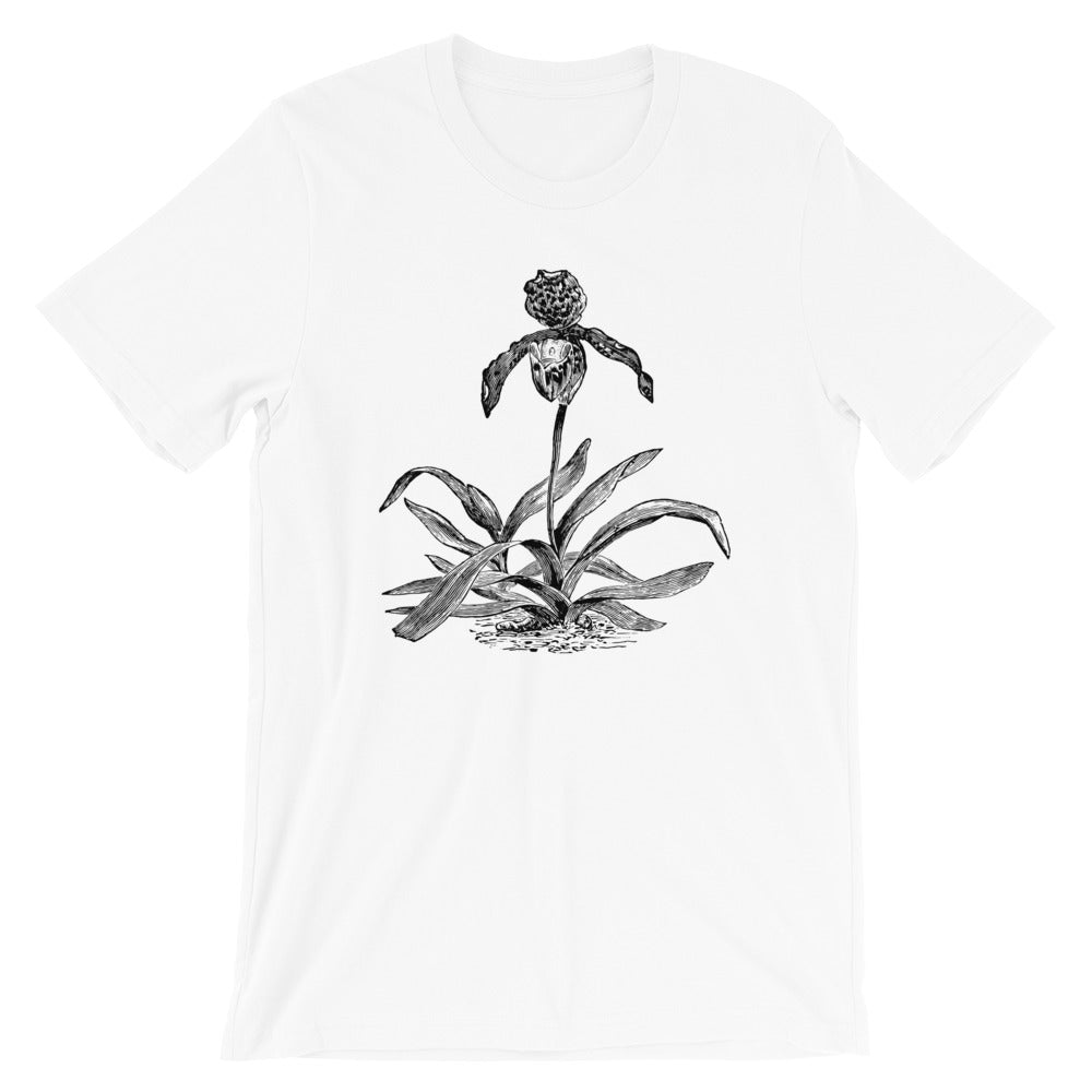 Lady's Slipper Unisex Tee