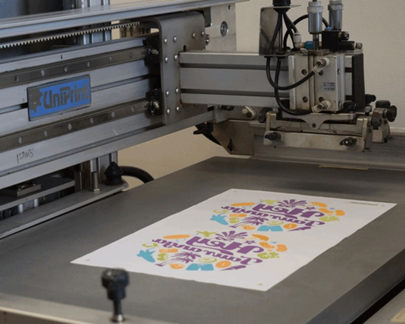 Stahls Screen Printed Transfer Service