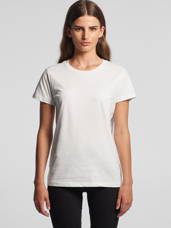 AS Colour Womans Maple Tee - 4001