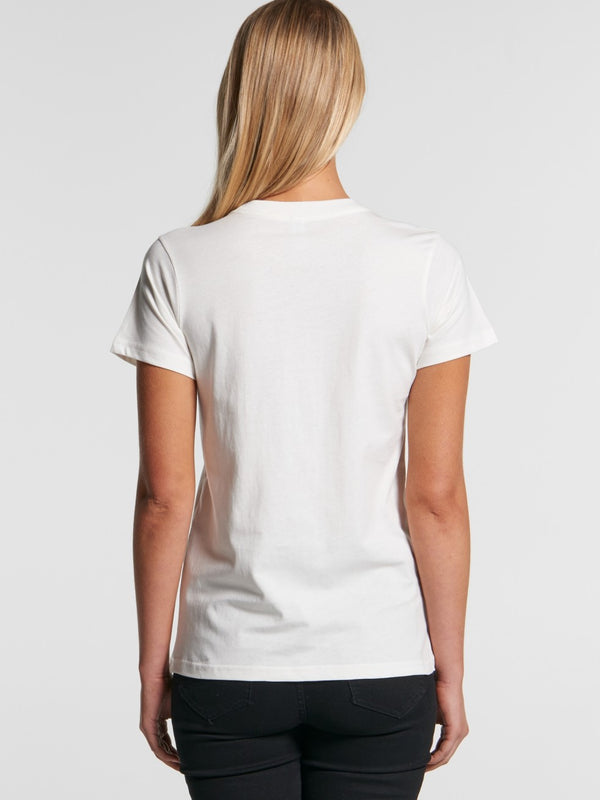 AS Colour Womans Maple Organic Tee - 4001G