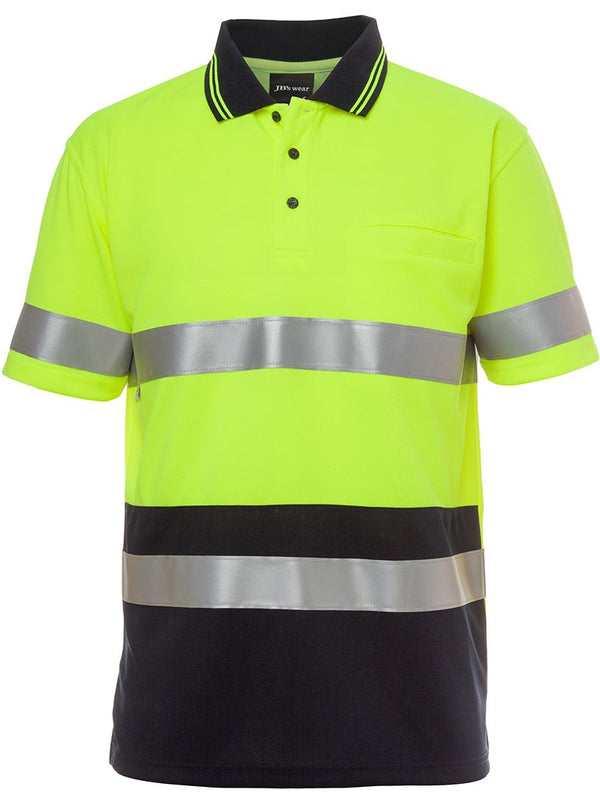 Hi VIS S/S (D+N) Traditional Polo