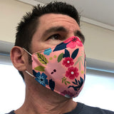 Face Masks 2 Layer NZ Made Custom Design
