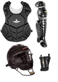 All Star League Series Catcher's Equipment Kit (All Sizes)