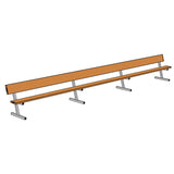 Jaypro Player Bench