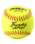 Dudley 43147 Thunder Heat Fastpitch Softballs (NFHS)