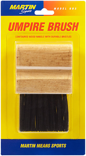 Martin Baseball Umpire Brush