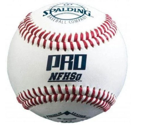 Spalding 41100CT High School Game Baseballs (NFHS)