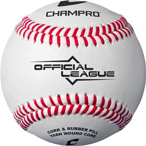 Champro CBB-200LL RS Little League Baseballs