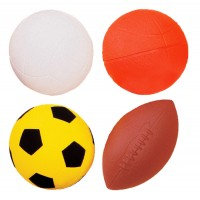 Martin Coated Foam Balls