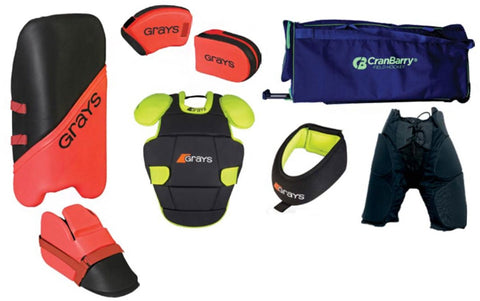 Cranbarry GRAYS Goalie Package