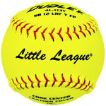 Dudley Fastpitch Little League Leather Softballs