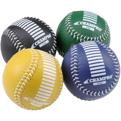 Champro Weighted Training Softballs