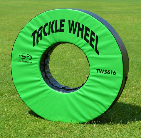 "Fisher 36"" Tackle Wheel"