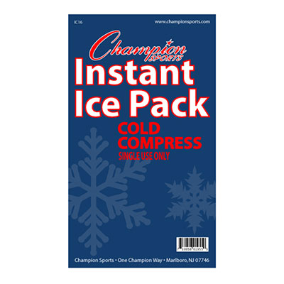 Champion Ice Packs