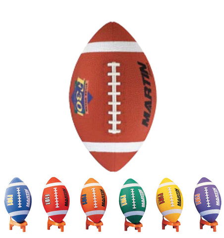 Martin Rubber Football