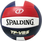 Spalding TF-VB5 Tournament Leather Volleyball (NFHS)