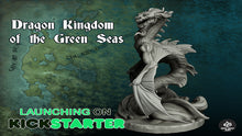 Load image into Gallery viewer, Dragon Kingdom of the Green Sea Personel Home Printing Licence
