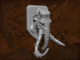 IWA4004 Collectors Bust Mammoth 120mm