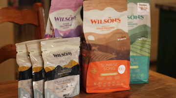 Business as usual at Wilsons Pet Food