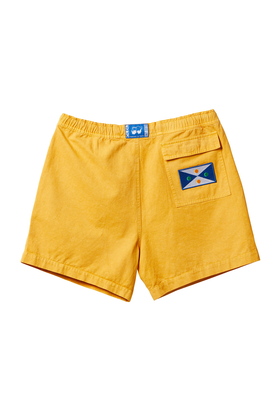 Fantasy Leisure Short (Golden Spur)