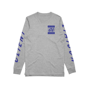 Speed 1.0 Grey Longsleeve