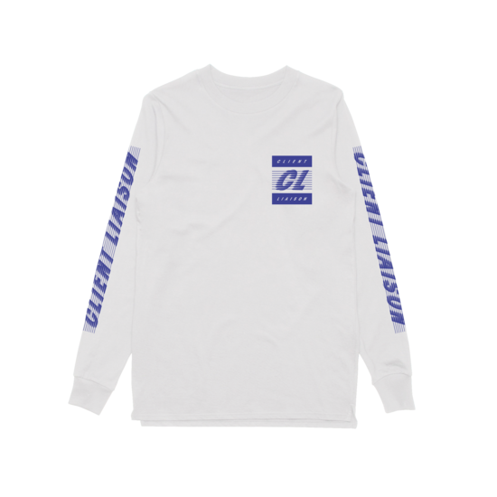 Speed 1.0 White Longsleeve