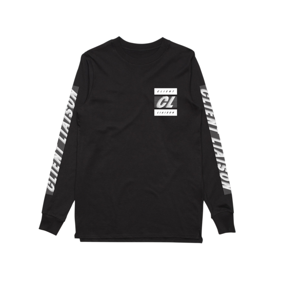 Speed 2.0 Black Longsleeve