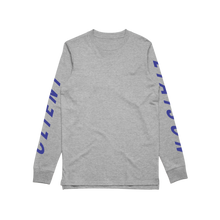 Load image into Gallery viewer, SPEED REMIX (Grey Marl) Longsleeve // LIMITED EDITION