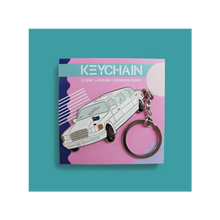 Load image into Gallery viewer, Off White Limousine Keyring