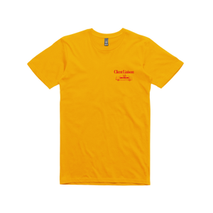 Expo (Gold) Tee