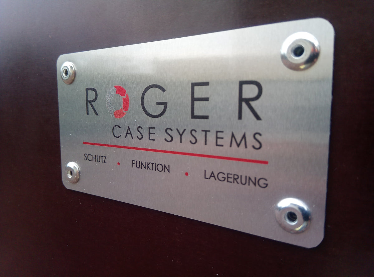 ROGER Case Systems Aluschild