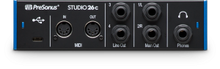 Laden Sie das Bild in den Galerie-Viewer, PRESONUS STUDIO 26c Audio-Interface