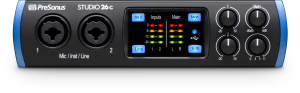 PRESONUS STUDIO 26c Audio-Interface