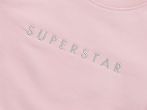 SUPERSTAR METALLIC PINK