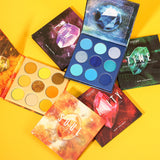 Gemstone Collection - 9 Colors Shadow Palettes