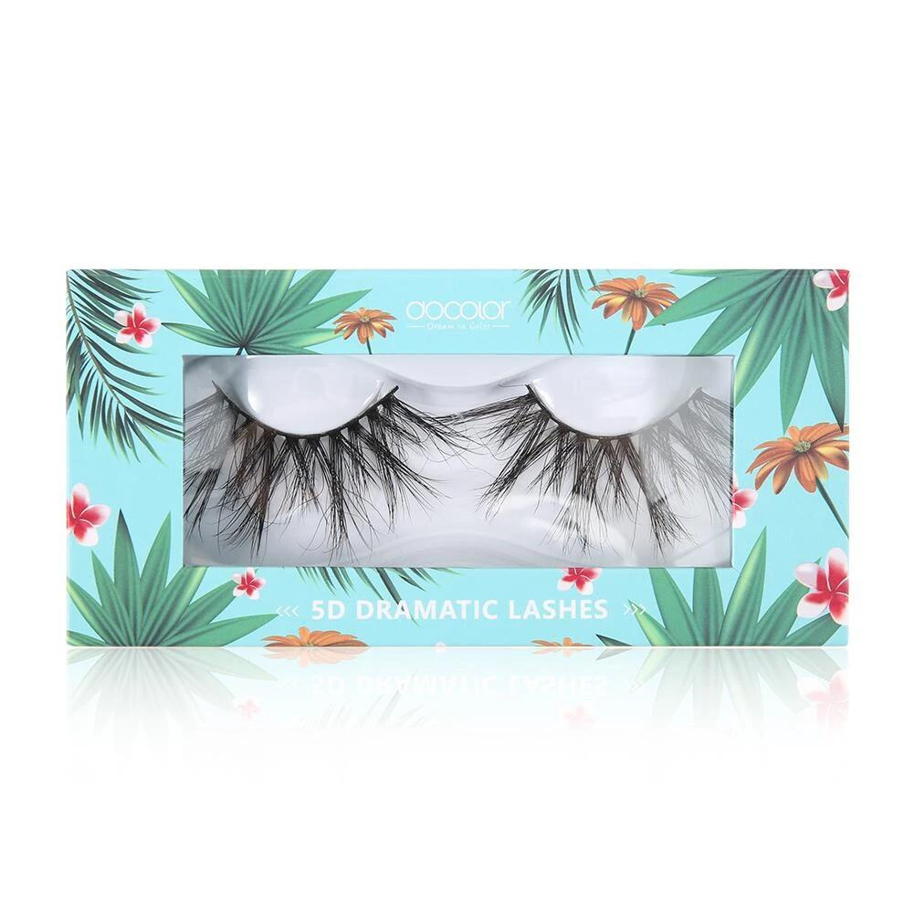 Hello Hawaii Ya? 5D Dramatic Mink Lashes (One Pair)