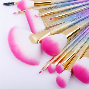Fantasy 16 piece Makeup Brush Set