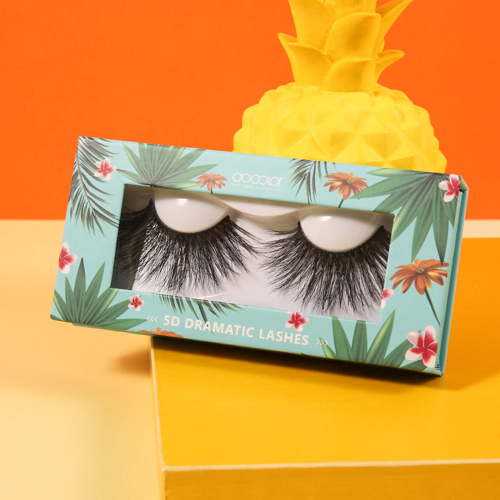 Whale Hello There.  5D Dramatic Mink Lashes (One Pair)