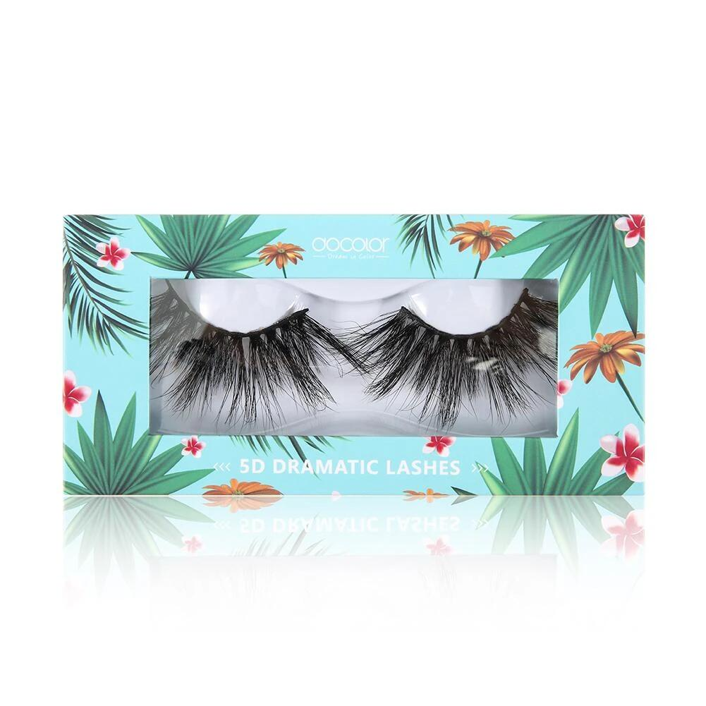 Keep Palm & Carry ON 5D Dramatic Mink Lashes (One Pair)